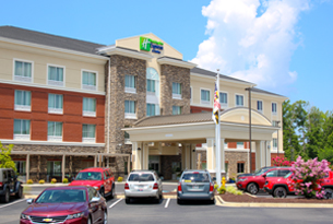 Park Place California MD - Holiday Inn Express