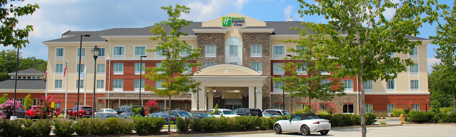 Holiday Inn Express & Suites - Park Place California MD